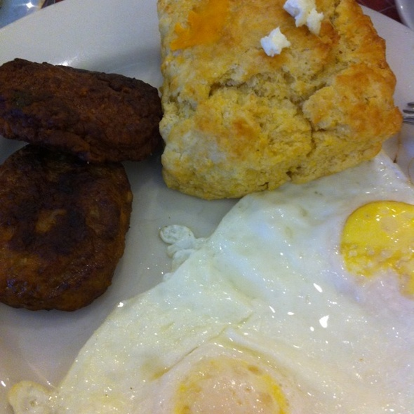 Couple Of Eggs @ Sweet Maple Cafe