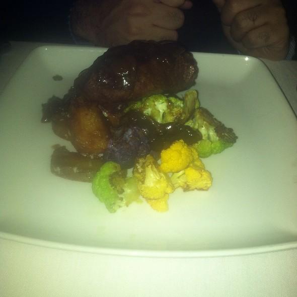 flat iron steak - Pane e Vino Providence, Providence, RI