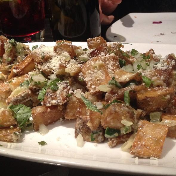 Poblano Chile Breakfast Potatoes - Maya - New York, New York, NY