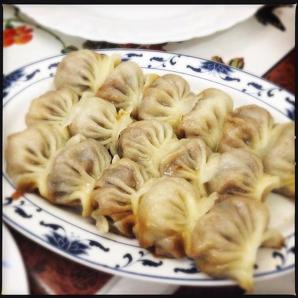 """Ravioli Alla Griglia @ Trattoria Cinese """"Hua Cheng"""""""