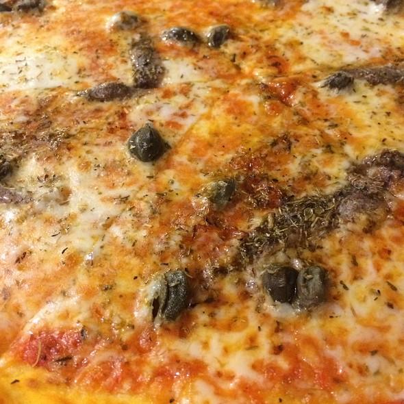 Pizza @ Soa Birrificio Artigianale
