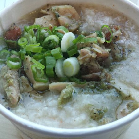 Chicken Congee @ Bon Me Food Truck