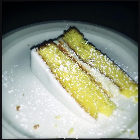 Lemon Cake - Cafe Europa Crestwood, Kansas City, MO