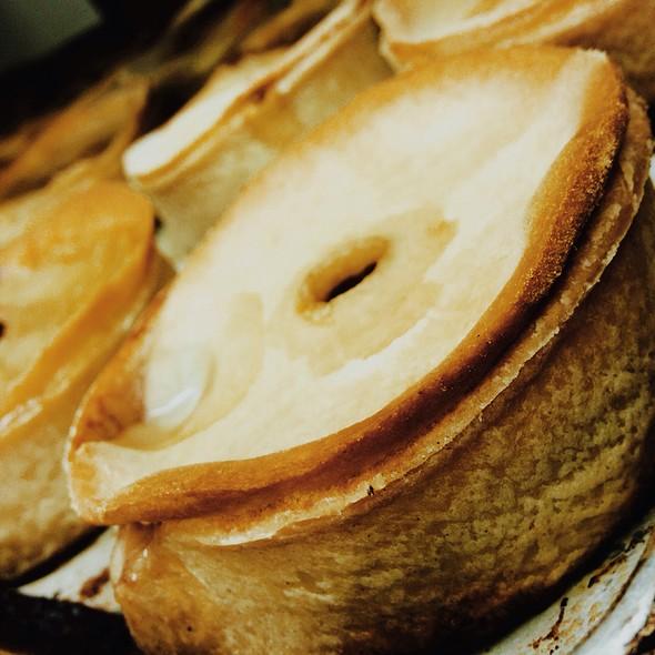 Scotch Meat Pie @ Ackroyd's Scottish Bakery