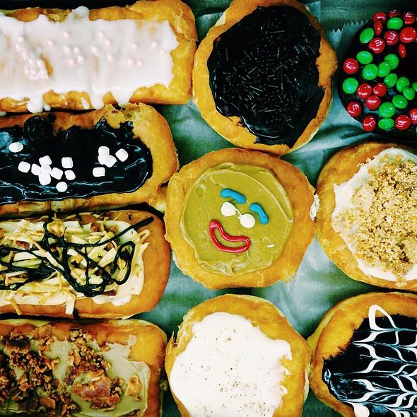 Wicked Donuts @ Treat Dreams