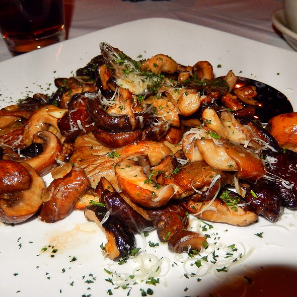 Sauteed Wild Mushrooms - Morton's The Steakhouse - Las Vegas, Las Vegas, NV