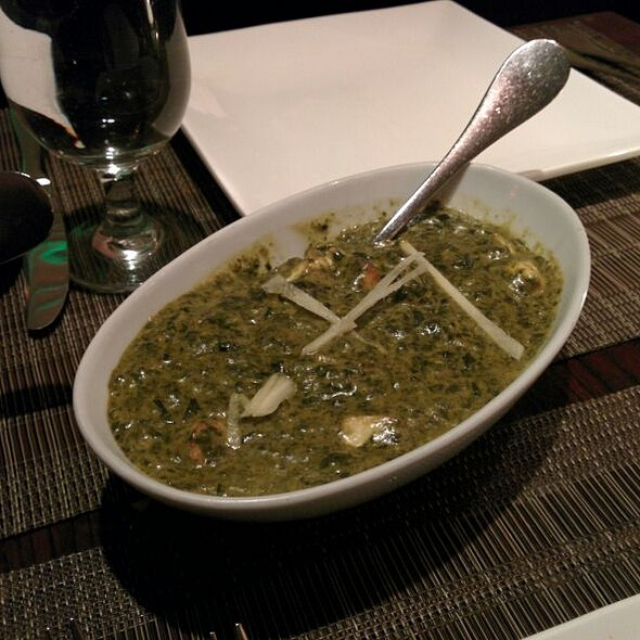 Saag Paneer - MINT, New York, NY
