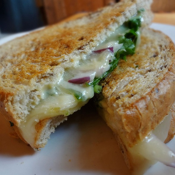 Grilled Florentine Sandwich