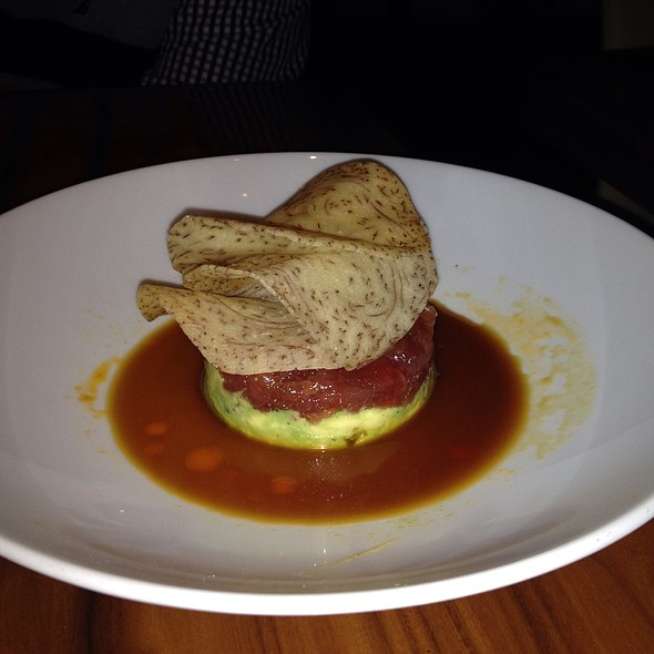 Tuna Tartare with Avocado - STK - NYC - Midtown