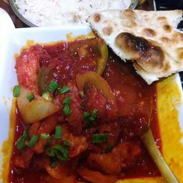 Chili Chicken - Taste of India - Pensacola, Pensacola, FL