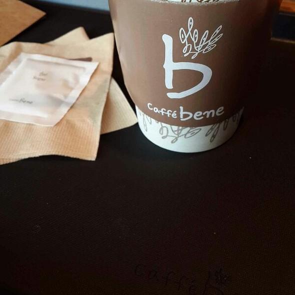 Americano Coffee @ CaffeBene