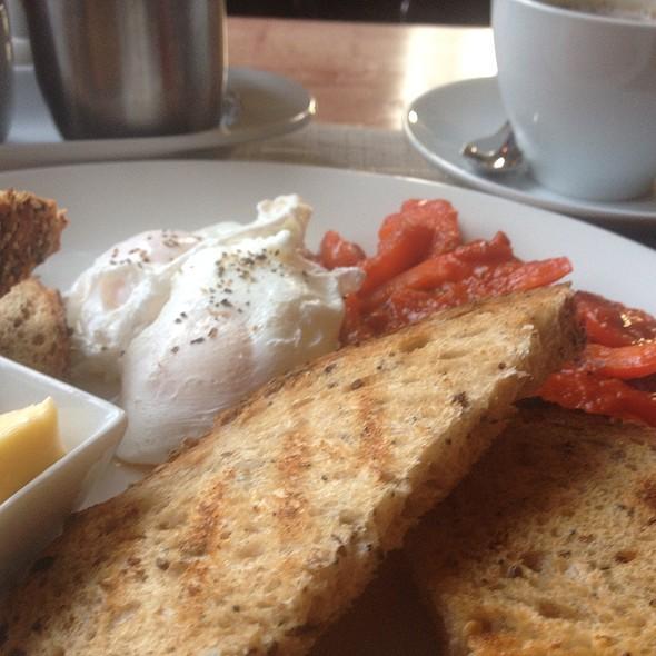 Jewish Breakfast @ the new inn