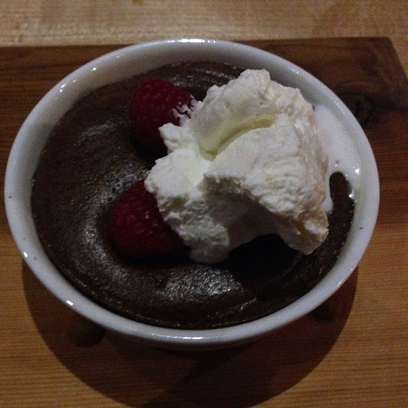 Hot Chocolate Cake - Blackfish at Tulalip Resort Casino, Tulalip, WA