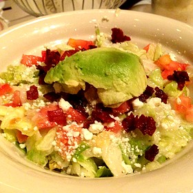 Chopped Salad With Avocado