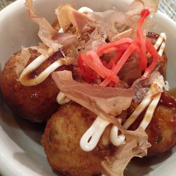 Takoyaki @ Sapporo Ramen
