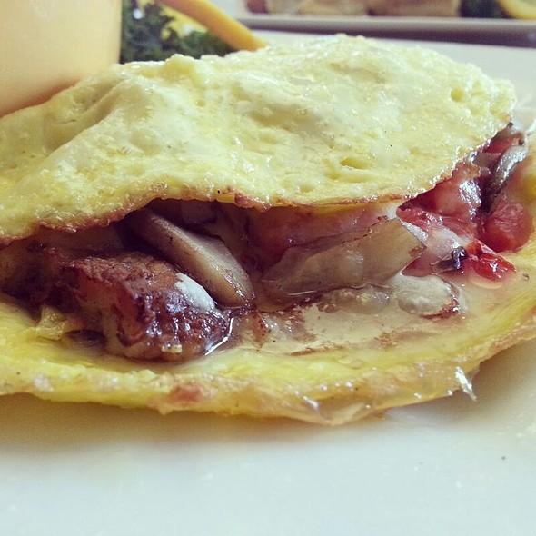 Omelette @ Cafe Benedicte