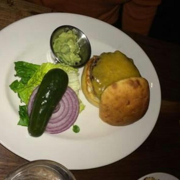 Cheeseburger @ Norman Rose Tavern