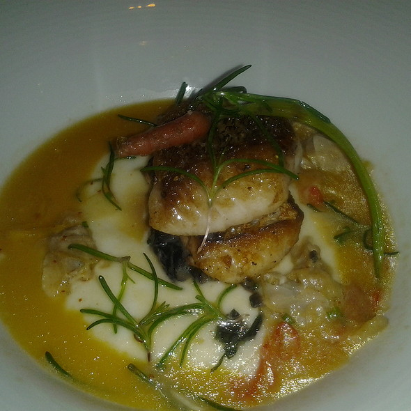 Pan Roasted Florida Red Snapper @ 15 STEPS