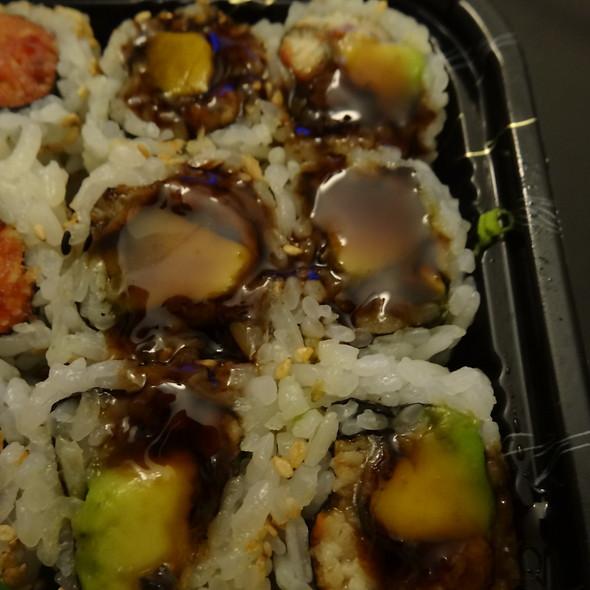 Eel Avocado Roll - Fuji Sushi, New York, NY