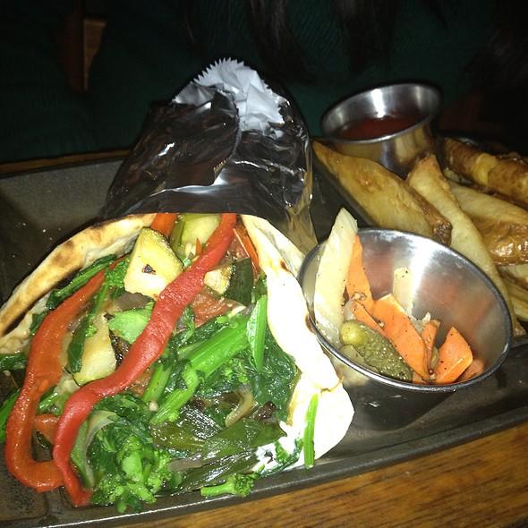Vegetable Souvlaki - MP Taverna - Irvington, Irvington, NY
