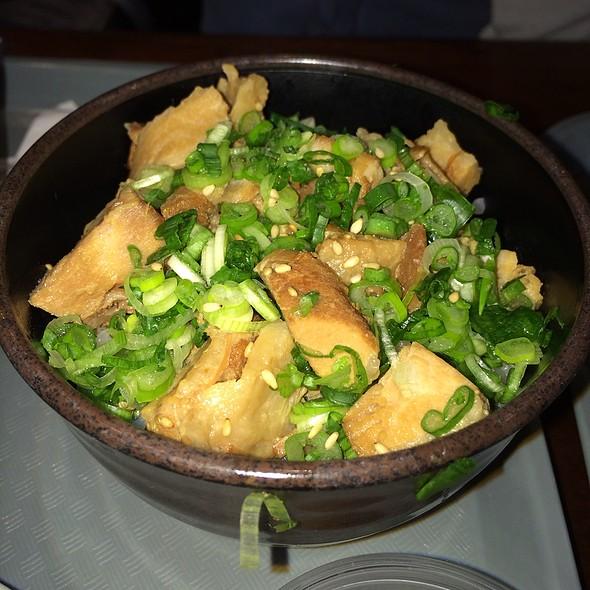 Pork Cha-Shu Rice Bowl