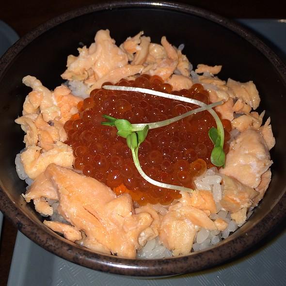 Same Ikura Rice Bowl