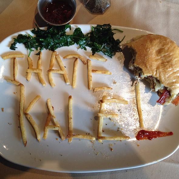 My Sandwich Was Tasty But... - Washoe Public House, Reno, NV