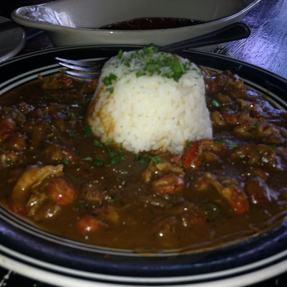 Crawfish Etouffee @ Riverbend Restaurant and Bar