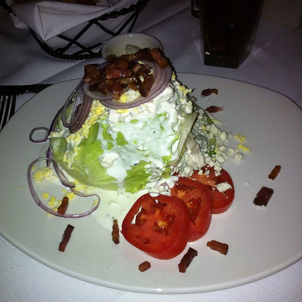 Rosebud Famous Wedge Salad