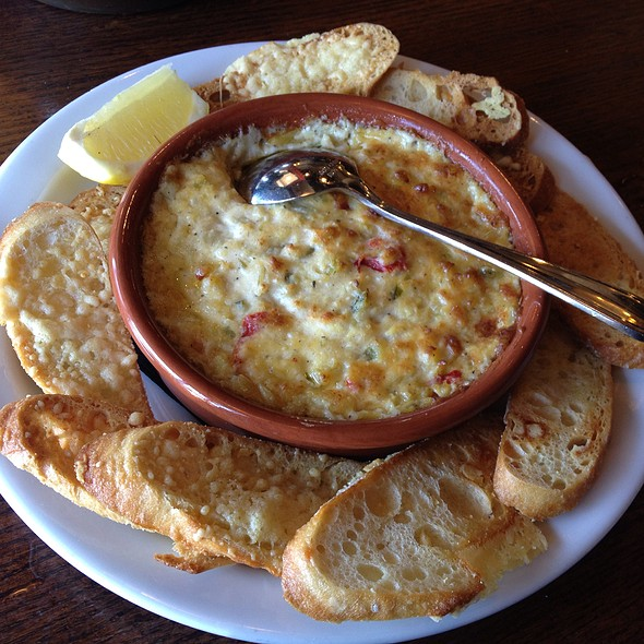 Cheese And Artichoke Dip