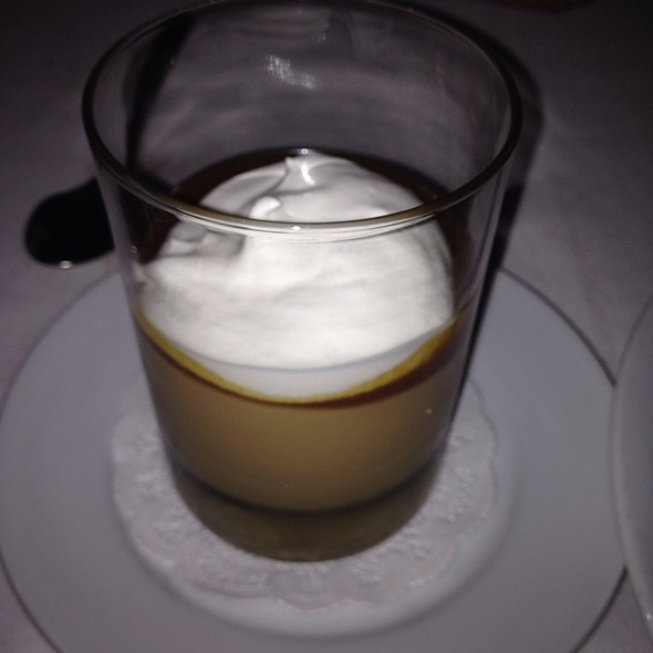 Butterscotch pudding @ Jar