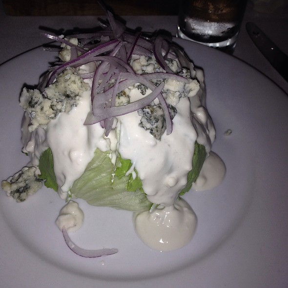 Iceberg Wedge Salad @ Jar