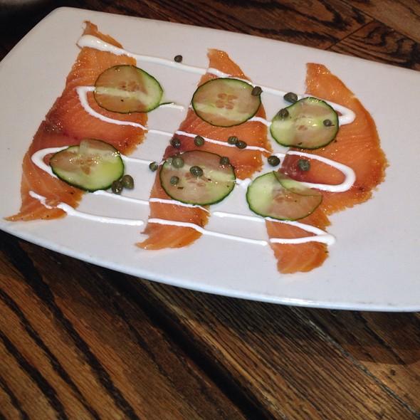 Salmon Brunch Special - Cava Mezze - DC, Washington, DC