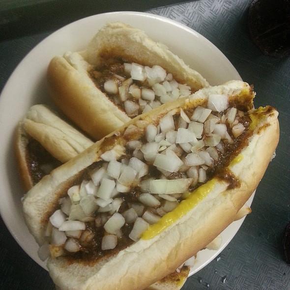 Coney Island Hot Dogs @ Deluxe Coney Island