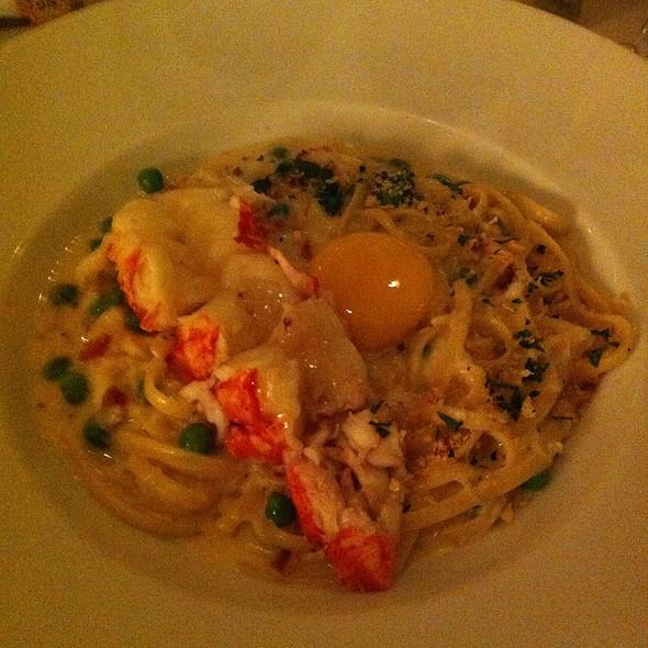 Seafood Pasta - Market Street Grill, San Francisco, CA