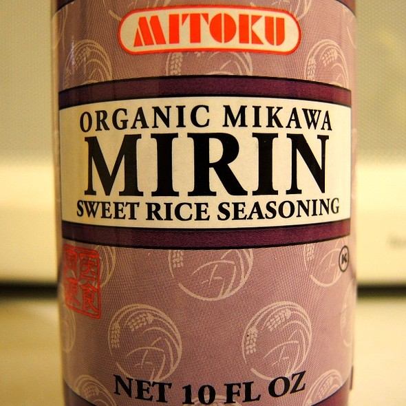 Mitoku Organic Mikawa Mirin Sweet Rice Seasoning