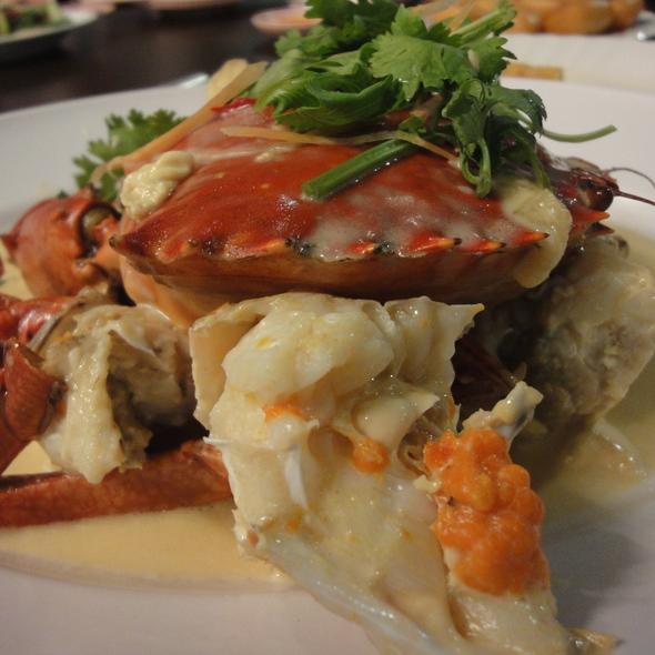 Butter Crab @ Mellben Seafood