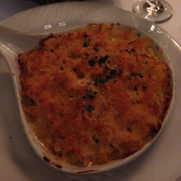 Lobster And Truffle Mac And Cheese - Market Street Grill, San Francisco, CA