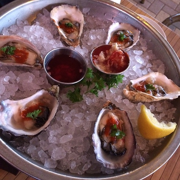 Oysters! @ JB's on the Beach