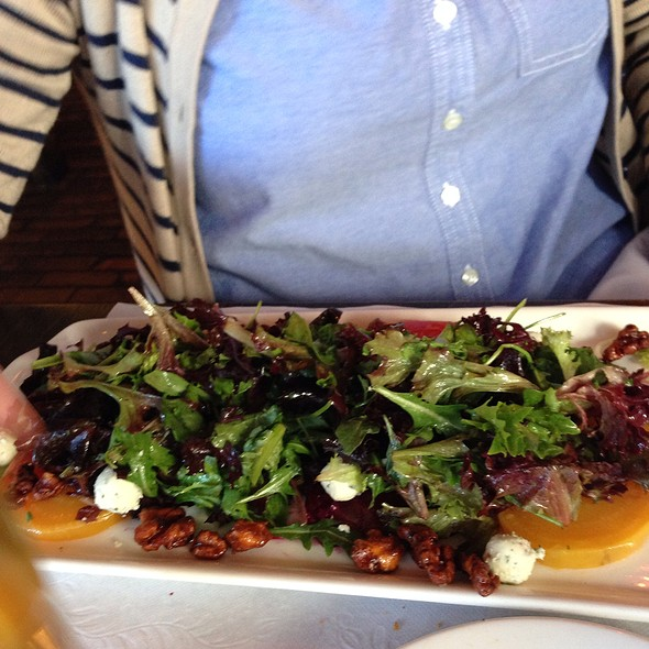 Beetroot Salad @ Church and State