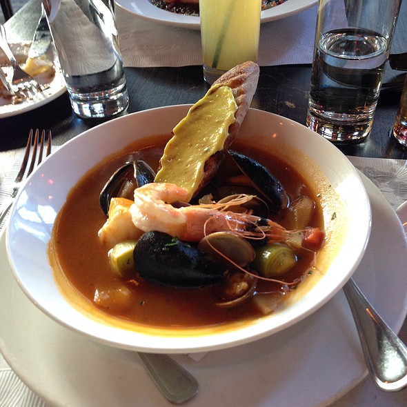 Bouillabaisse @ Church and State