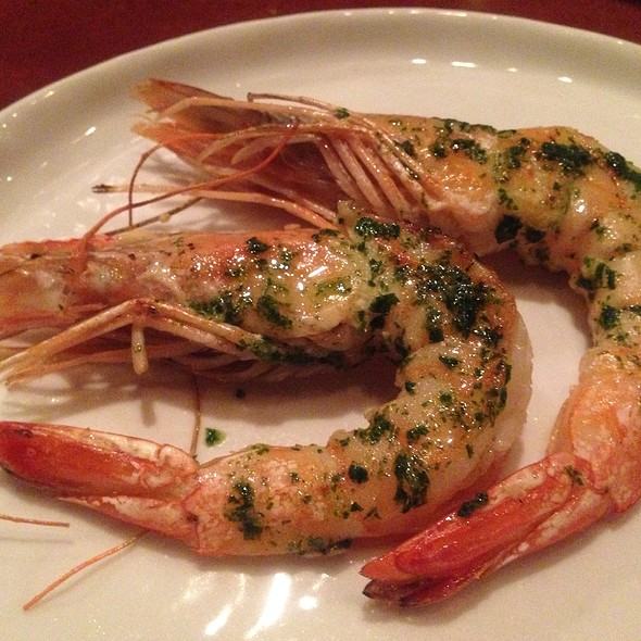 Prawns - Degustation, New York, NY