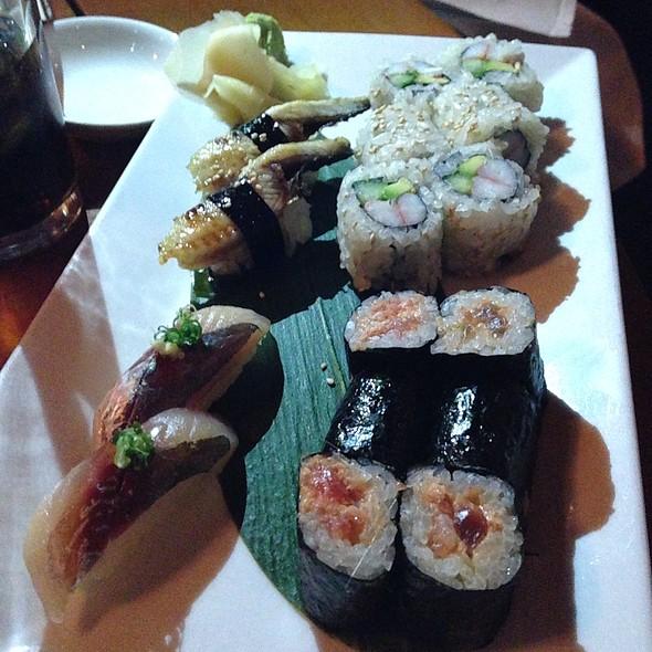Spicy Tuna & Crispy Rice. - Matsuhisa Aspen, Aspen, CO