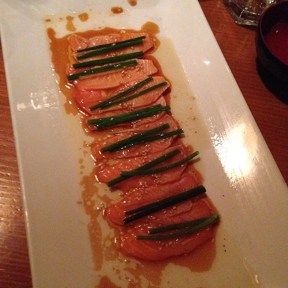 Salmon - Matsuhisa Aspen, Aspen, CO