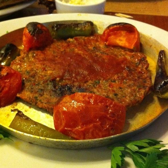 Tepsi Kebabı @ Ottoman Antakya Antep Mutfağı