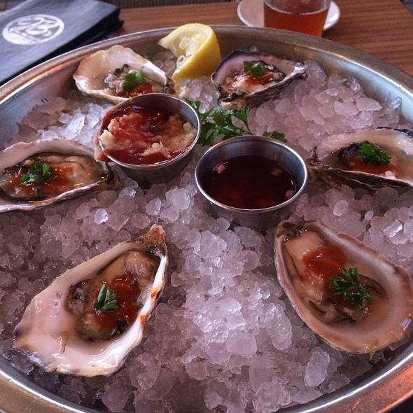 Oysters! - JB's On The Beach, Deerfield Beach, FL