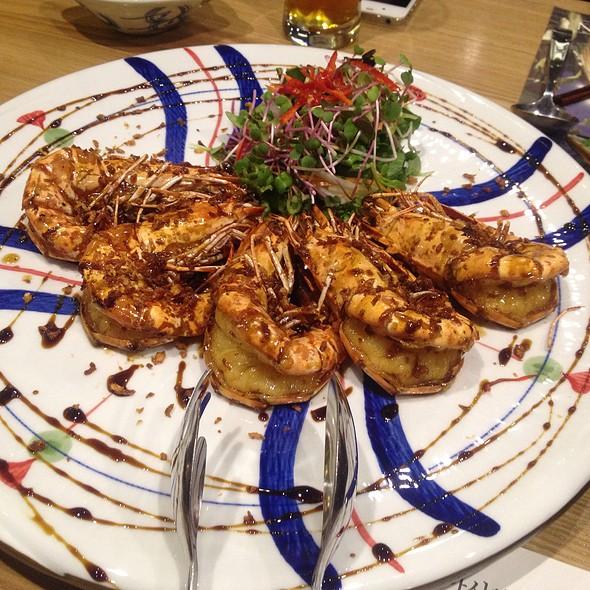 Garlic Shrimp @ 생어거스틴 (Saint AUGUSTIN)