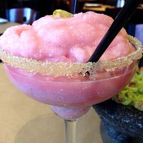 Strawberry Coconut Margarita