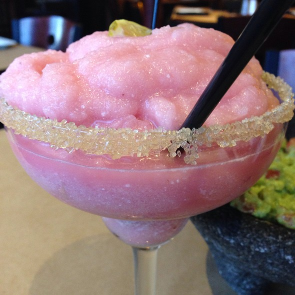 Strawberry Coconut Margarita - Mezcal Tequila Cantina - Worcester, Worcester, MA