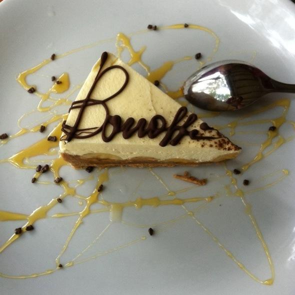 Banoffi @ Banoffi Bistrô E Confeitaria